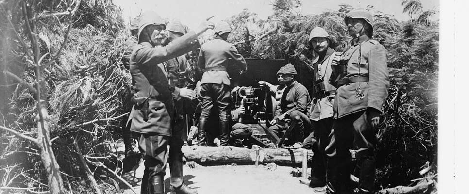 Schlacht Von Gallipoli