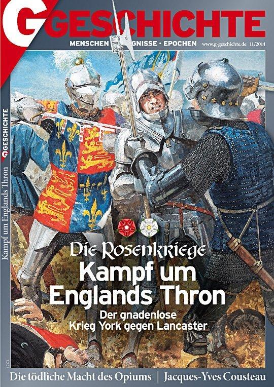 Cover Rosenkriege