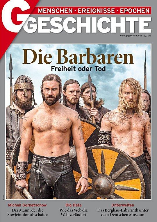 Cover Barbaren