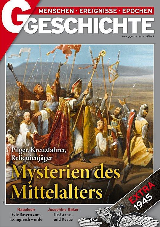 Cover Heilige Lanze Reliquie im Krieg