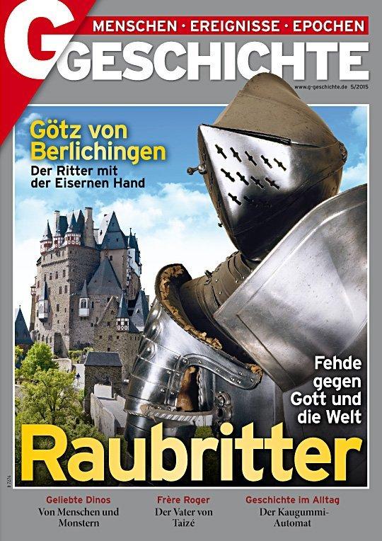 Cover Raurbitter vor Burg