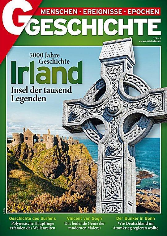 Cover Irlands Geschichte