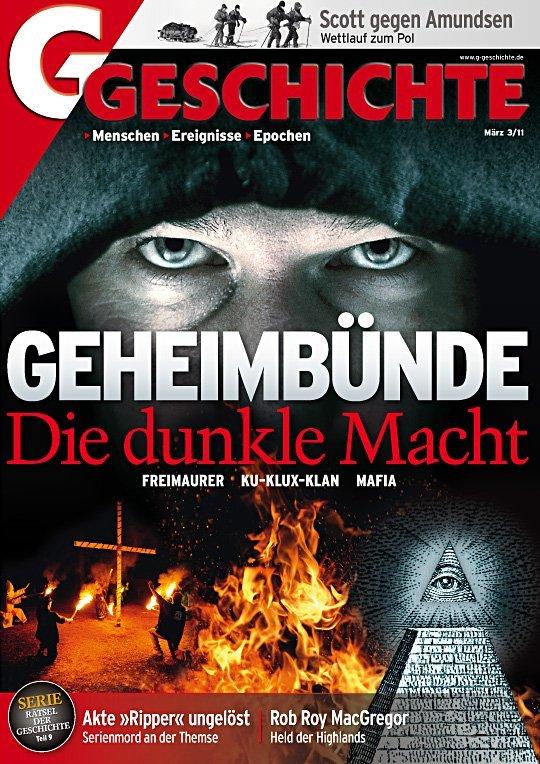 Geheimbünde cover