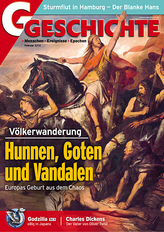 Cover Völkerwanderung