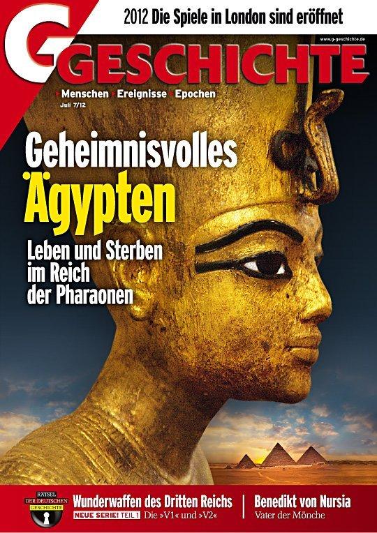 Ägypten Pharao Geschichte
