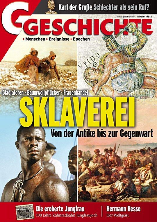 Geschichte Sklaverei