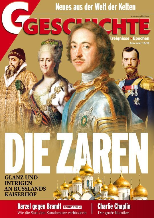 Geschichte Zaren