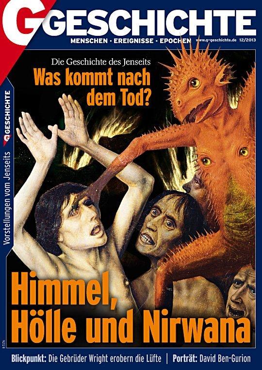 Cover Himmel Hölle