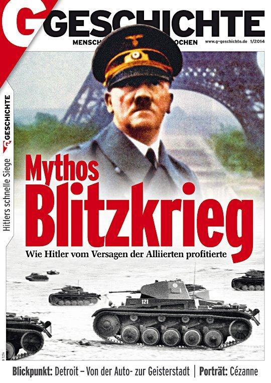 Cover Hitler Panzer