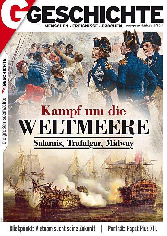 Seeschlacht historisch