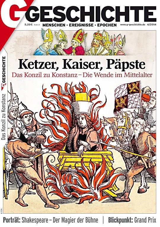 Konstanzer Konzil Jan Hus