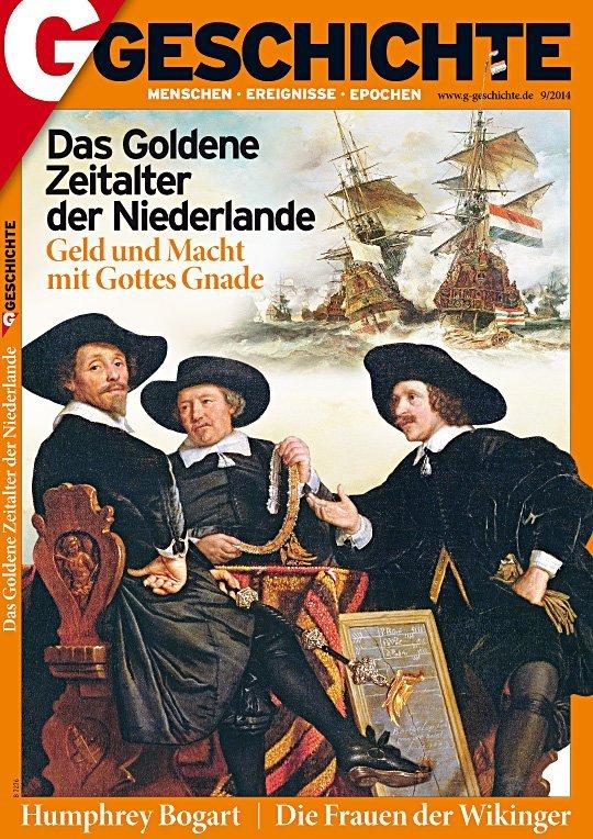 Cover Niederlande Kaufmänner