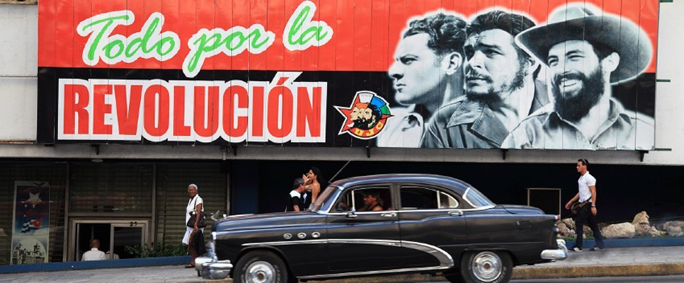 Castro, Che Guevara, Camilo
