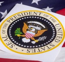 Präsidentensiegel USA