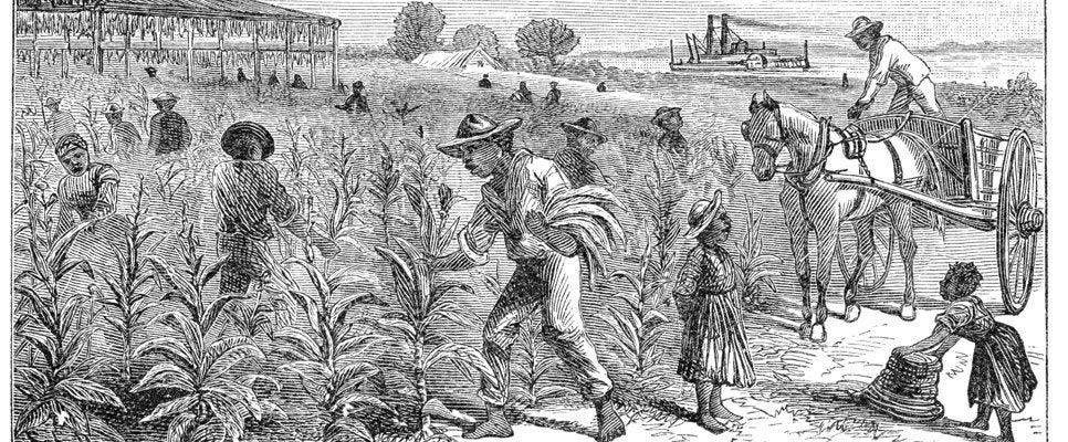 Sklavenhandel Usa