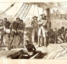 Europäischer Sklavenhandel