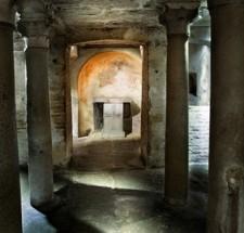 Römische Katakomben