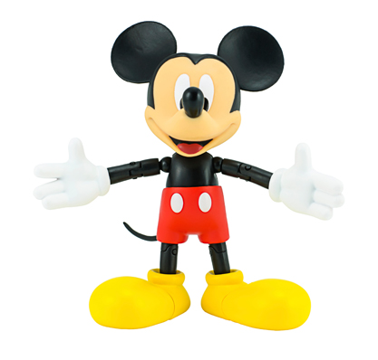 Mickey Mouse war ein Kaninchen