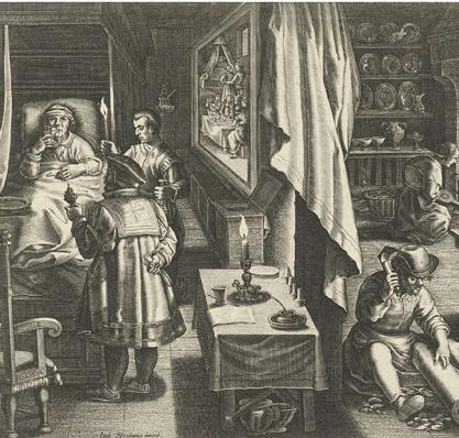 Syphilis doch vor Kolumbus