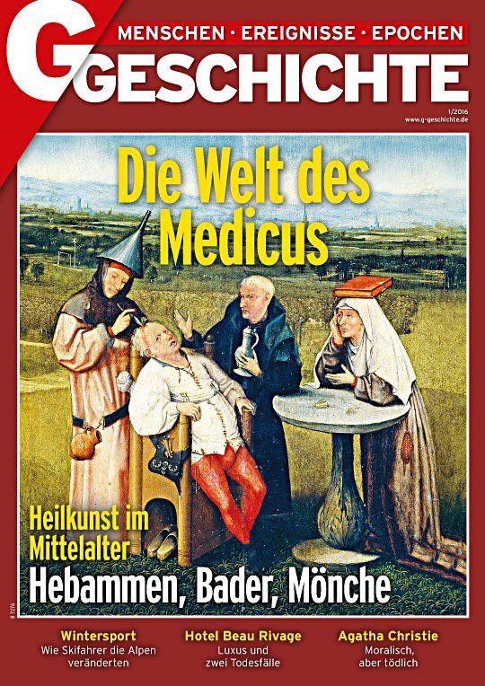 Welt des Medicus