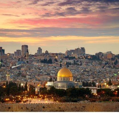 Zwingburg in Jerusalem entdeckt