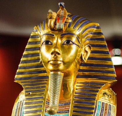 Tutanchamun wieder mit Bart