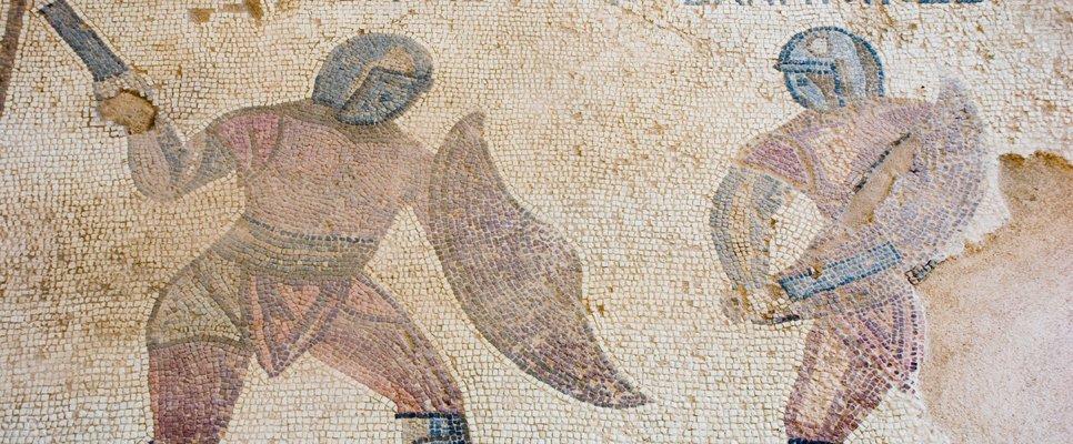 Römische Gladiatoren