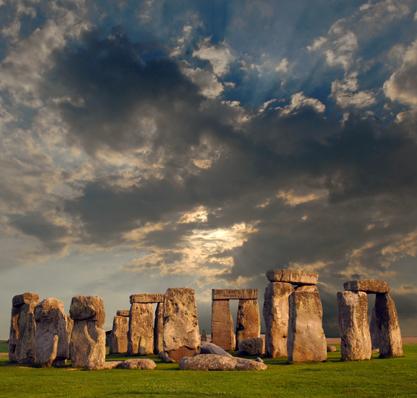 Schlittenfahrt mit Steinen