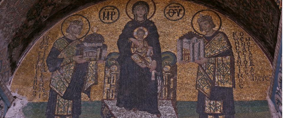 Mosaik Hagia Sophia