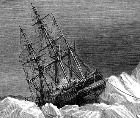 Zweites Franklin-Schiff lokalisiert?