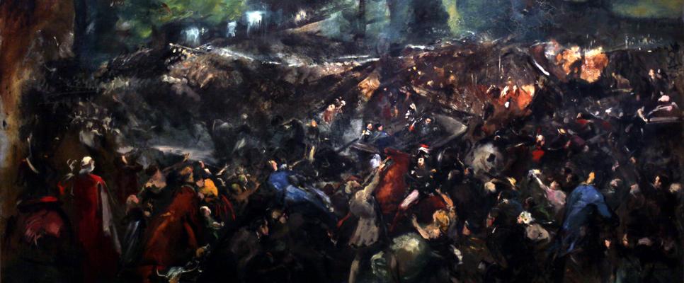 Jean-Baptiste Carpeaux, Berezewskis Attentat auf Alexander II.
