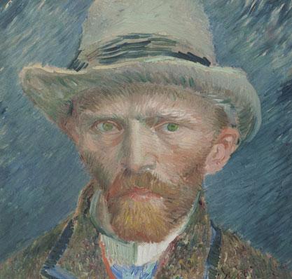 Forscher: Darum schnitt sich van Gogh das Ohr ab