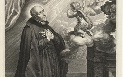 Der Jesuit und Heilige Franz von Borgia