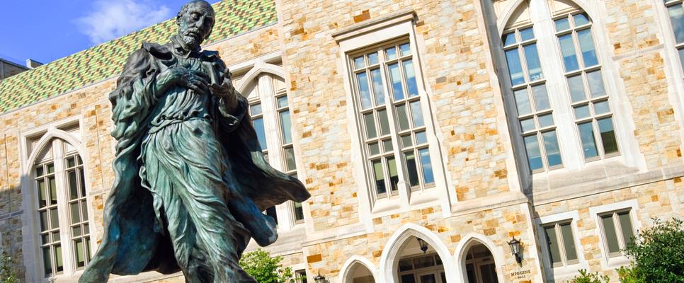 Boston College USA