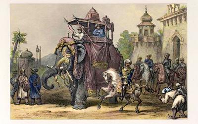 Britisch-Indien 1858 bis 1901