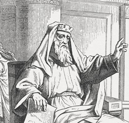 Was verrät antiker Mist über Salomon?