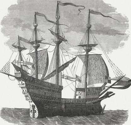 """Forscher wollen Crew der """"Mary Rose"""" identifizieren"""