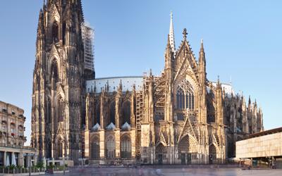 Wie entstand der Kölner Dom?