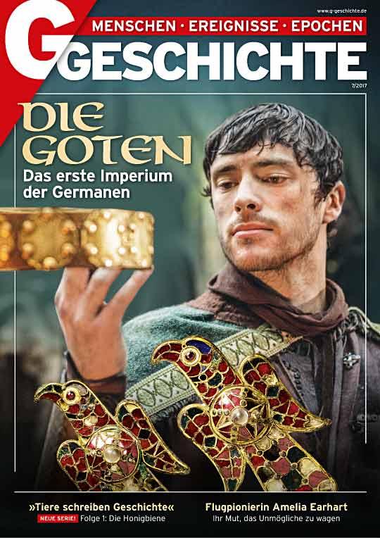 Cover: Gote mit Krone