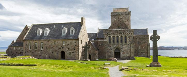 Iona Abbey heute