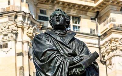Warum Luther nicht anders konnte