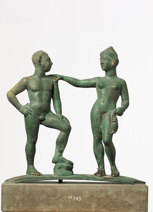 Etrusker Griff