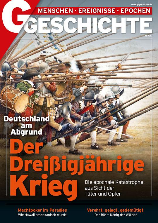 Cover Szene aus dem Dreißigjährigem Krieg