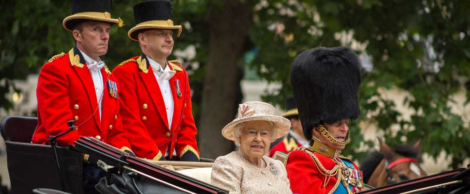 Queen Elizabeth II. im Juni 2015