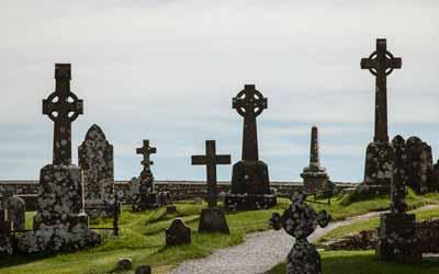 Das Rätsel der irischen Kelten