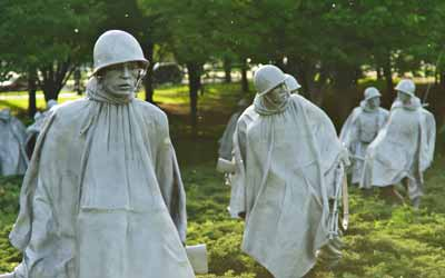 Der Koreakrieg von 1950-1953