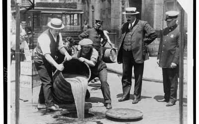 Prohibition in Amerika