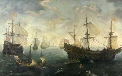 Der Untergang der Armada
