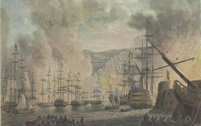 Kanonen gegen Sklaverei
