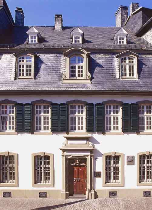 In diesem Trierer Haus wurde Karl Marx 1818 geboren